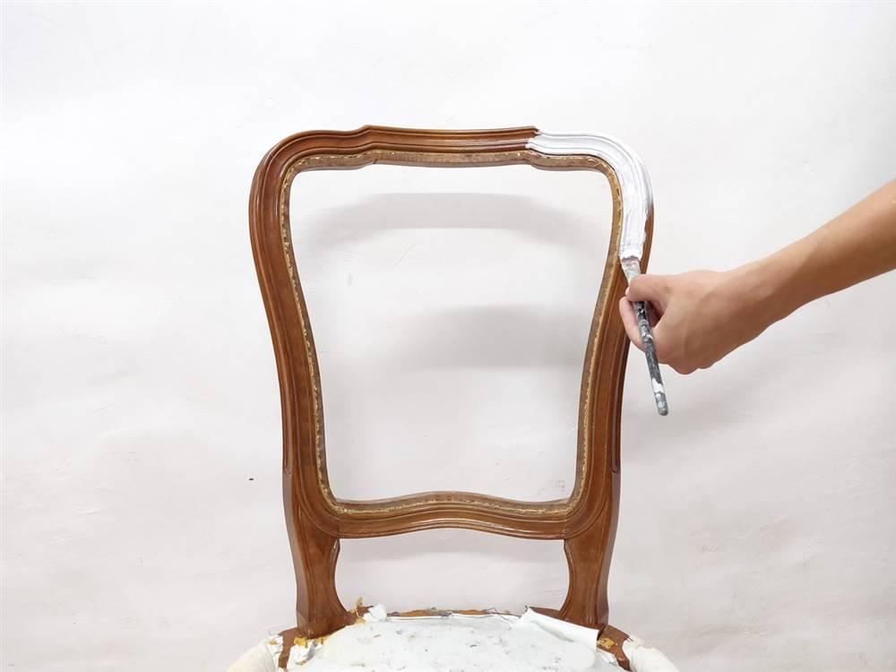 tutorial para tapizar sillas de mimbre