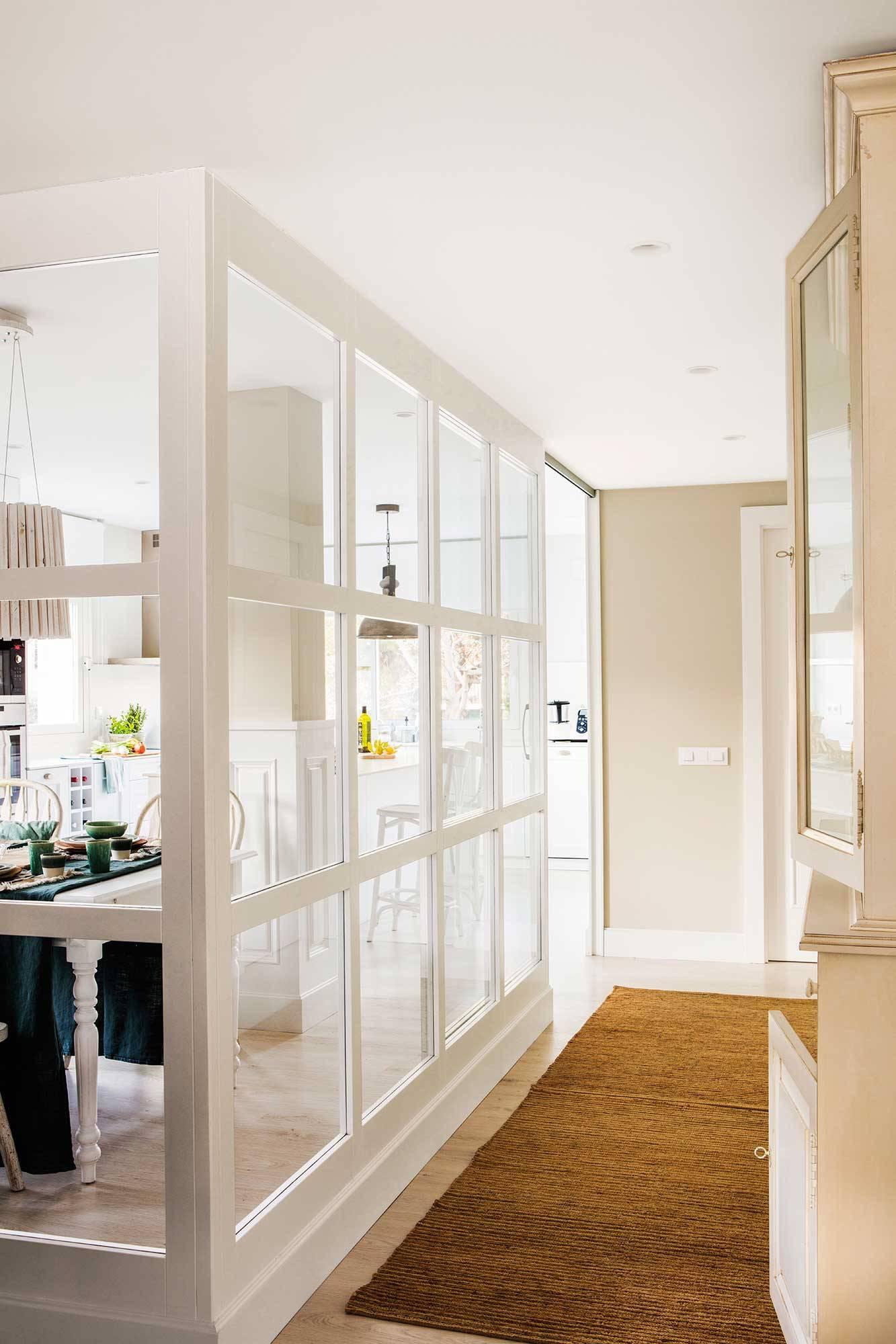 ¿Cómo decorar un pasillo largo y estrecho? Ideas y Consejos