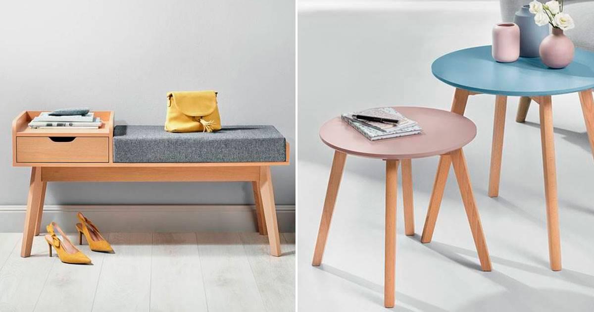 Lidl muebles baratos nueva coleccion