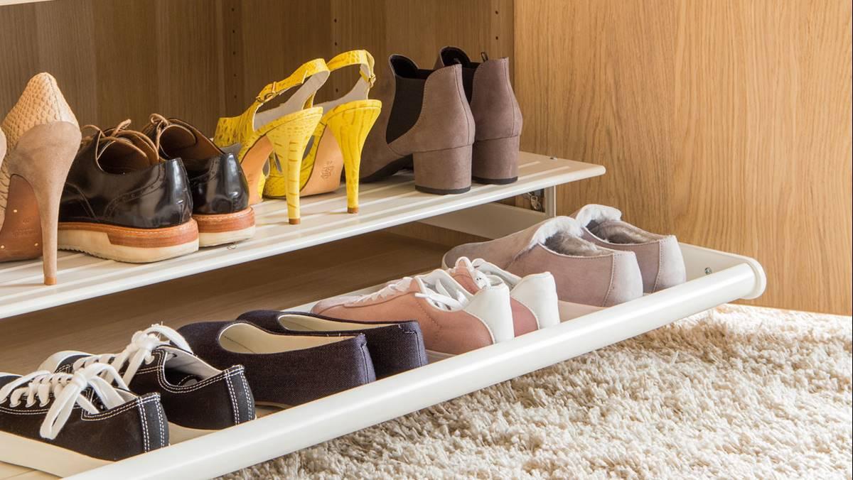 Organizadores de zapatos que triunfan en Amazon