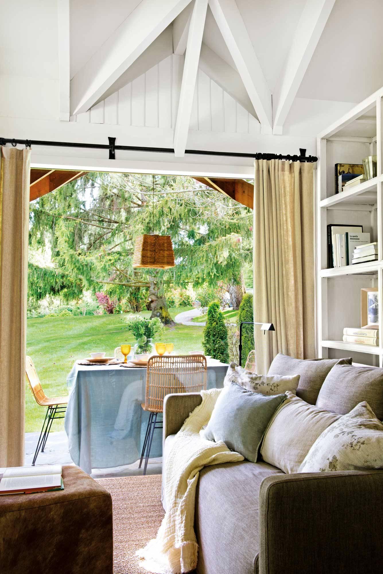 ideas de tratamiento de ventana de casa de playa 50 Casas Rsticas Espectaculares