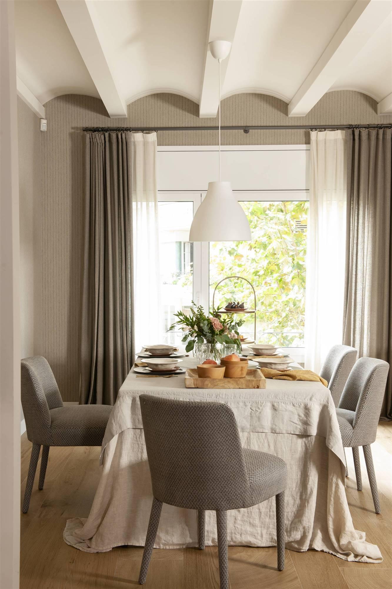 colocacion barras cortinas ikea poco espacio