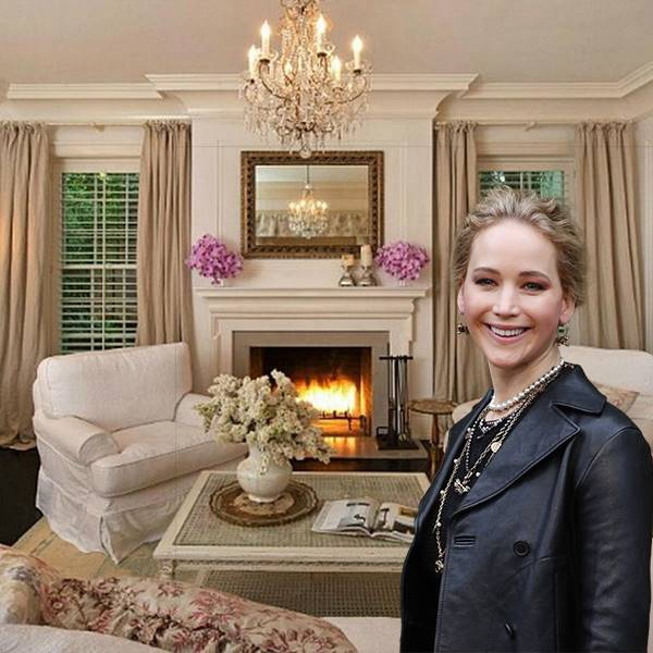 La casa de Jennifer Lawrence