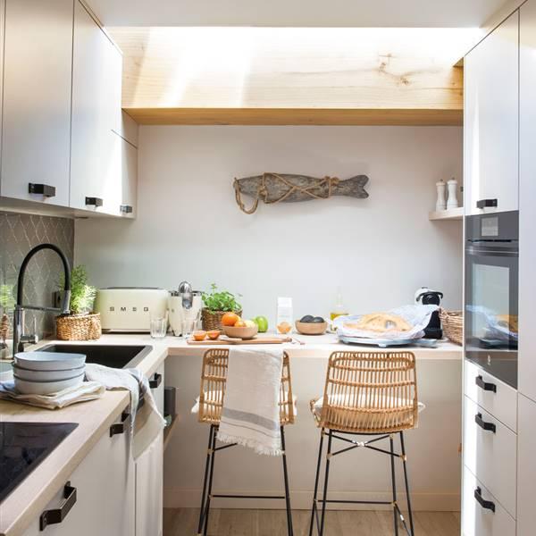 Cocinas Decoración De Cocinas Modernas Grandes O Pequeñas