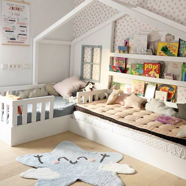 Cama Montessori Angi Mr Wonderful