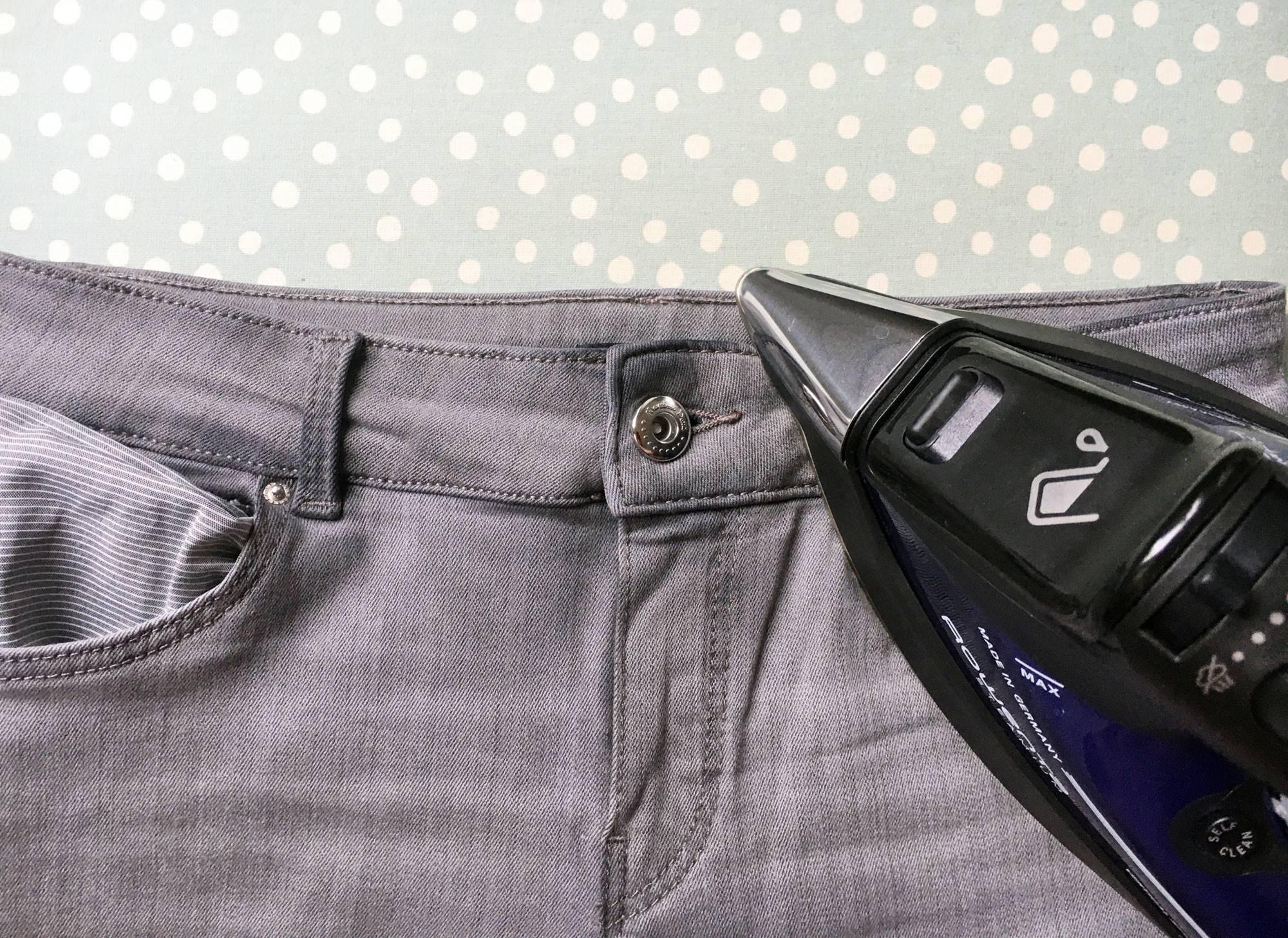 Como Planchar Un Pantalon Paso A Paso
