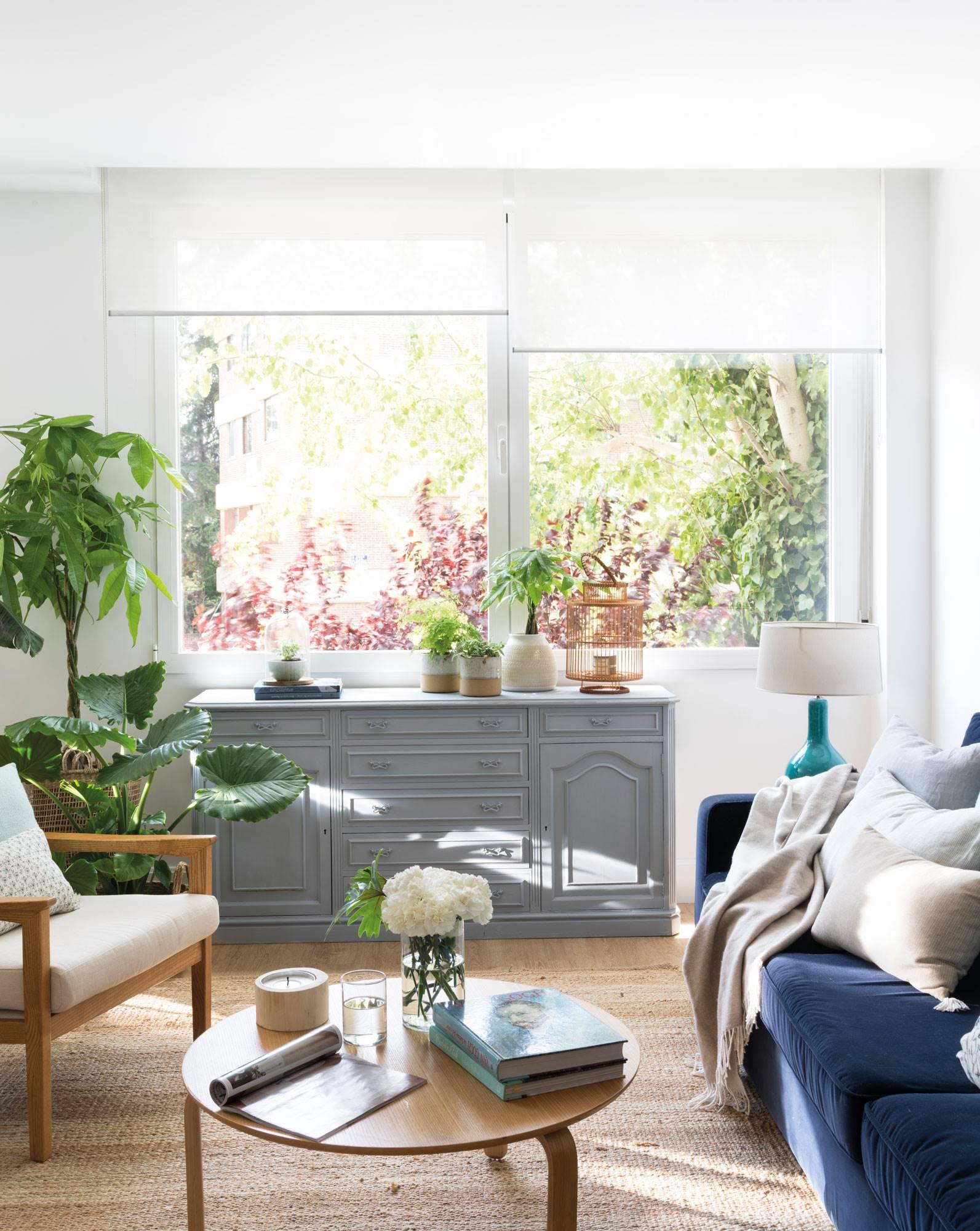 19 ideas para vestir las ventanas con estores