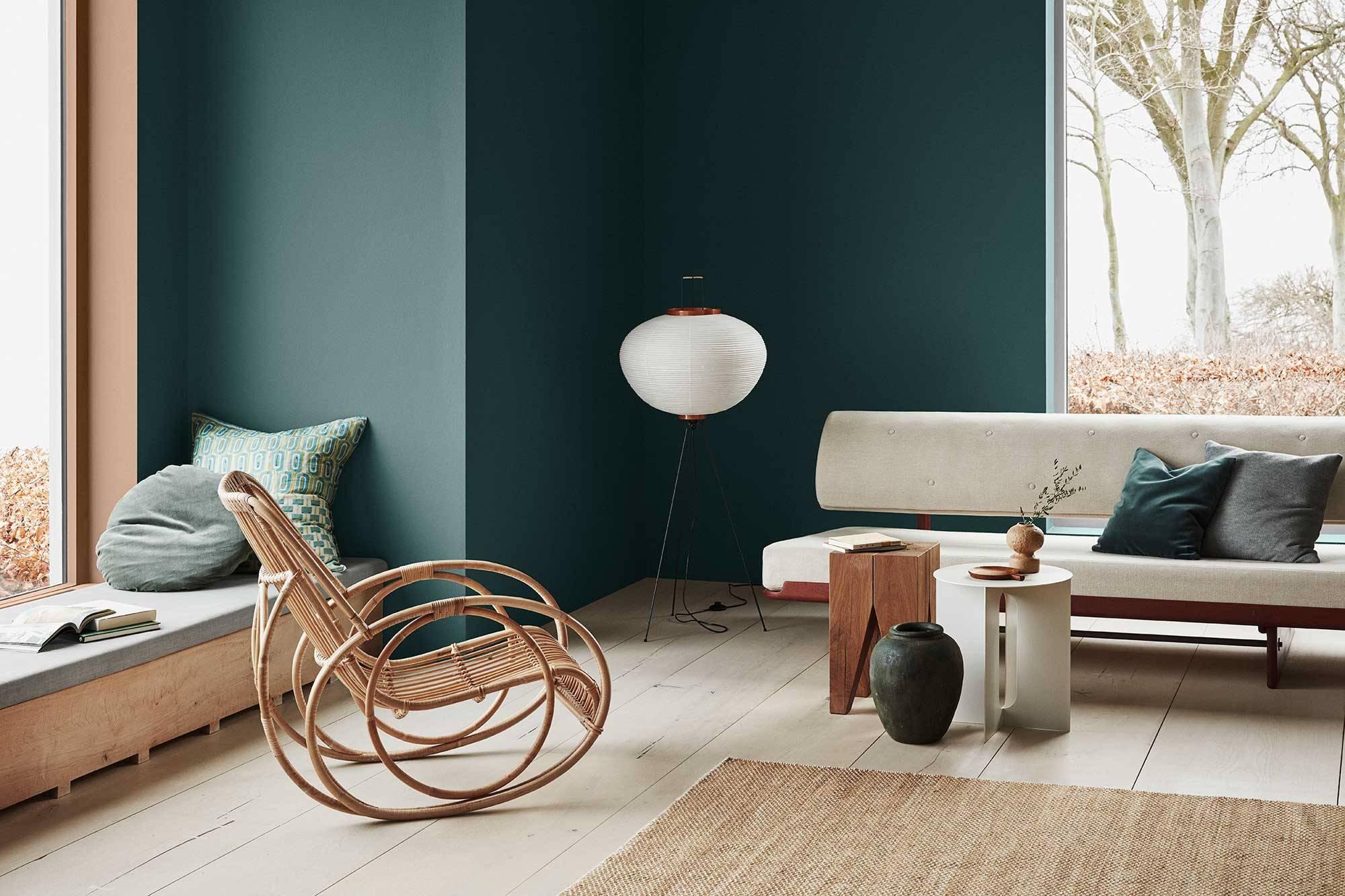 H-Jotun-5489-Free-Spirit. Un refrescante azul verdoso inspirado en la naturaleza