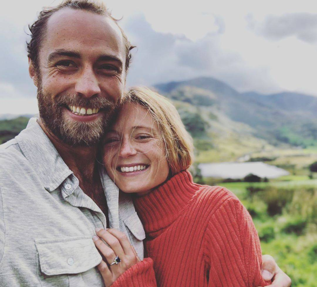 james middleton ok. 5. James Middleton y Alizee Thevenet