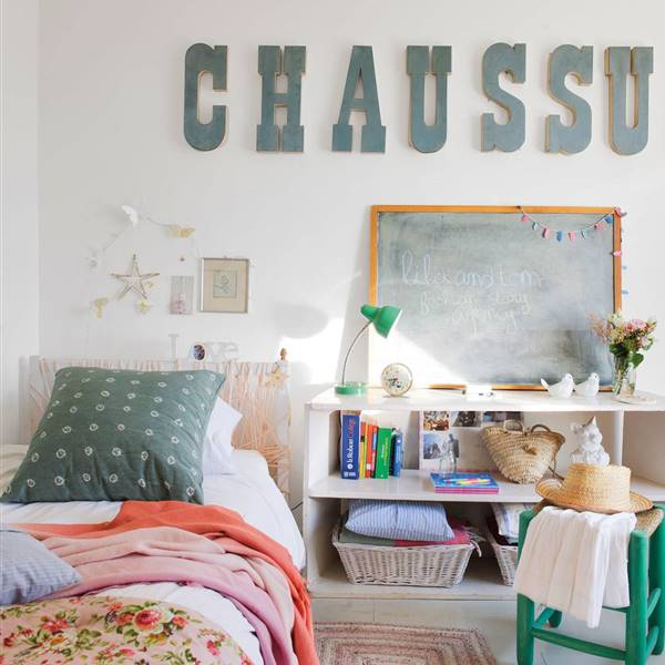 15 ideas para decorar una pared blanca