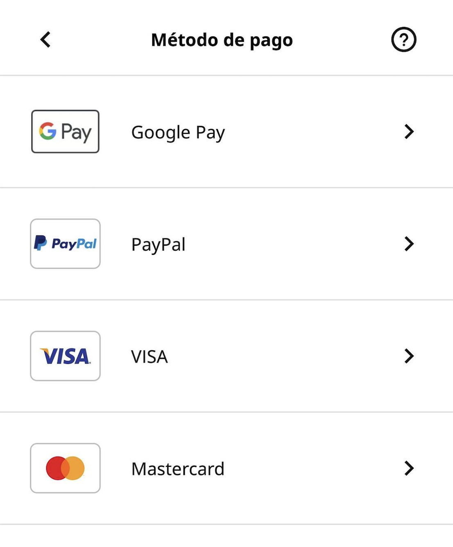 como comprar desde la app ikea