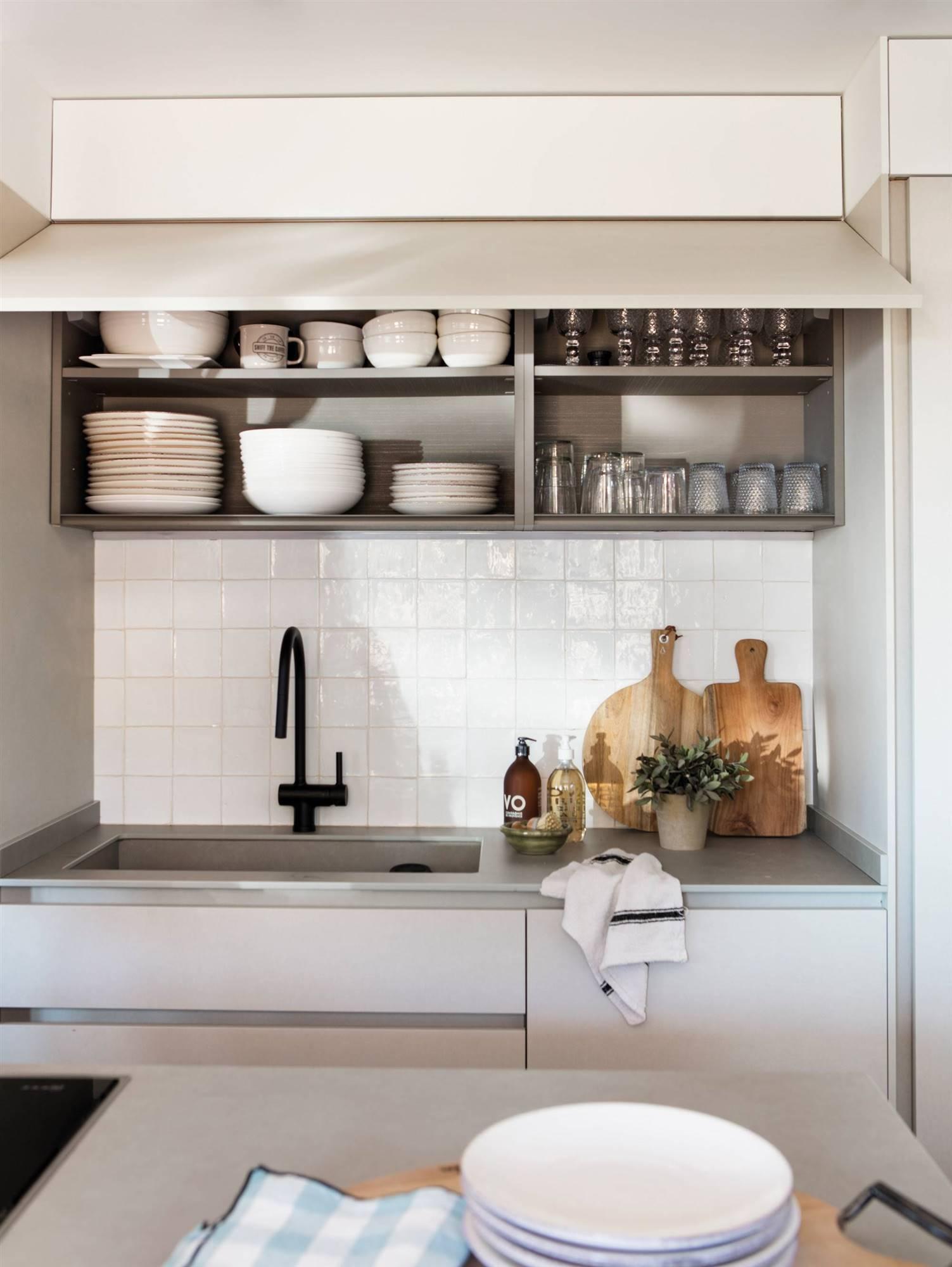 Ideas Para Aprovechar El Espacio En Las Cocinas Pequenas