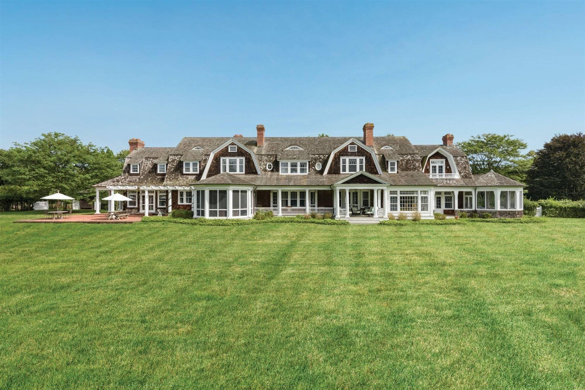Casa de Chantal miller en los hamptons. Un casoplón en Los Hamptons