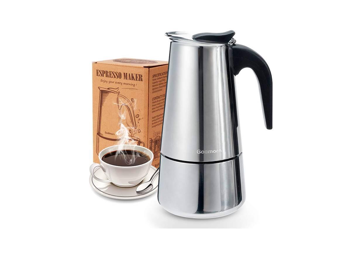 regalos-dia-del-padre-cafetera. La esencia del buen café