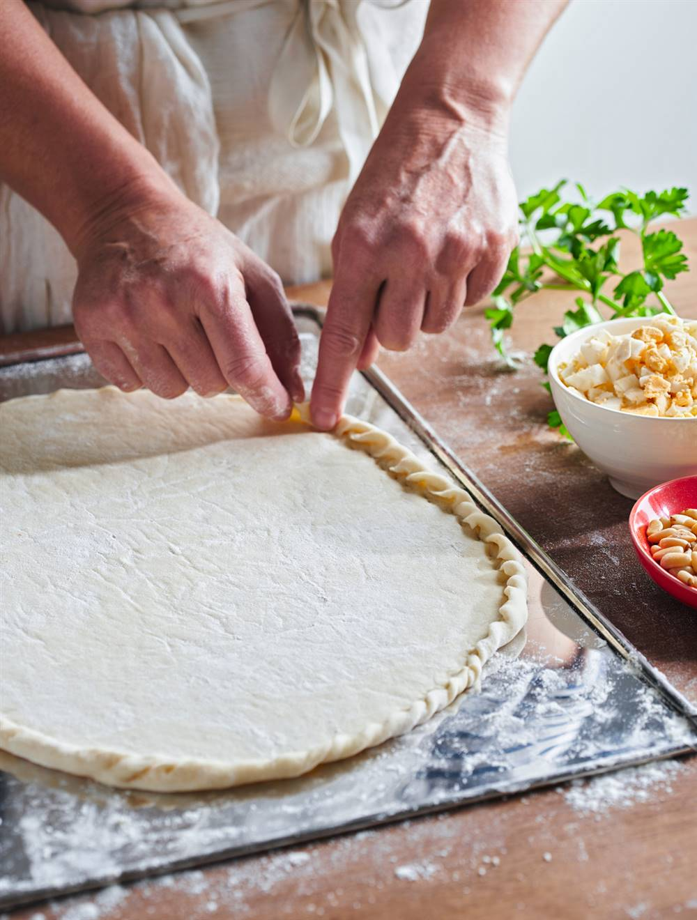 Masa de pizza -0047829