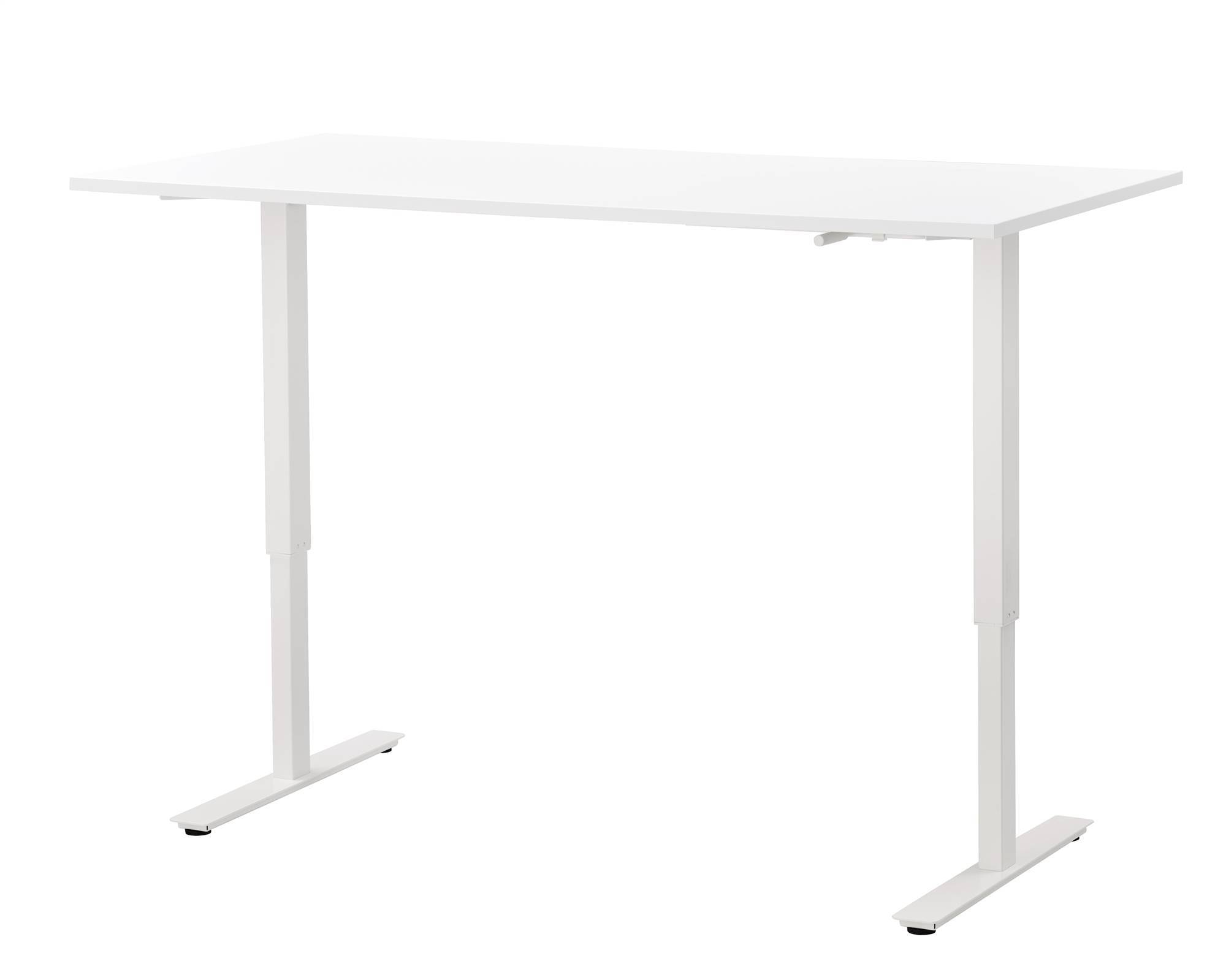 IKEA SKARSTA PE75866572. Una mesa regulable
