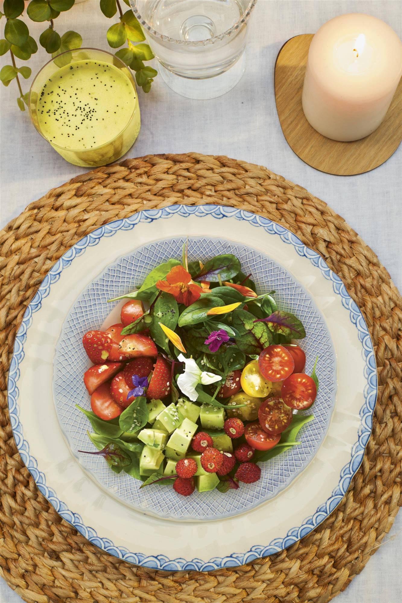 Salad plate 00436238