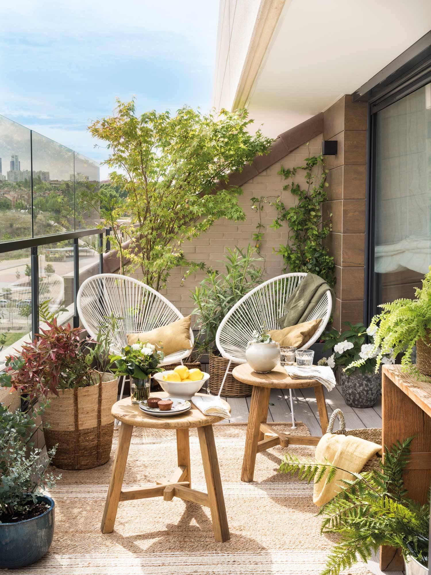 Los 20 Mejores Balcones Más Bonitos De El Mueble