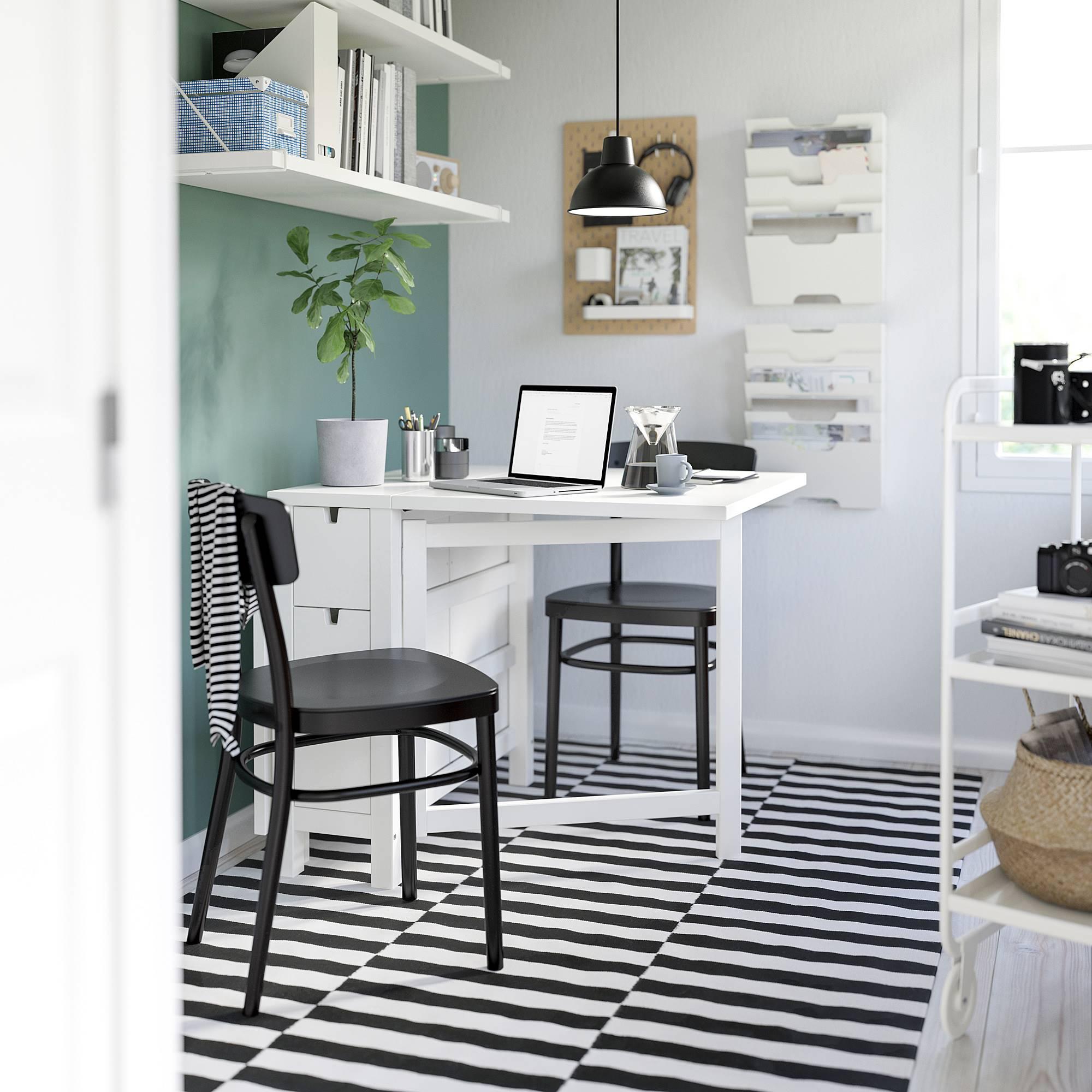 ikea mesa escritorio sillas