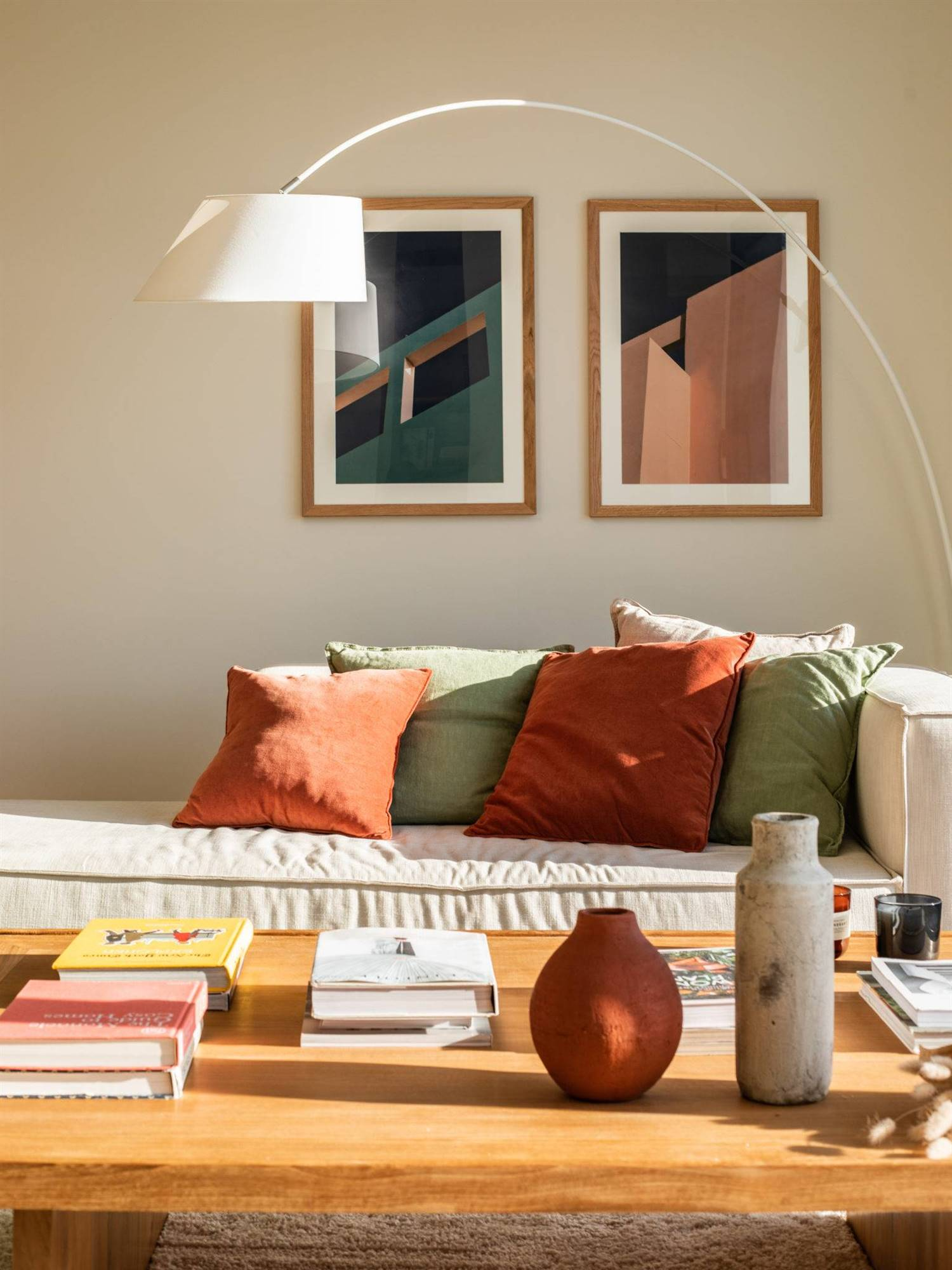 The Home Hunter. Y con muebles escogidos