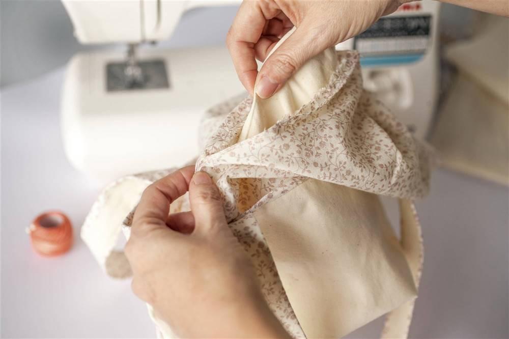 make fabric bag