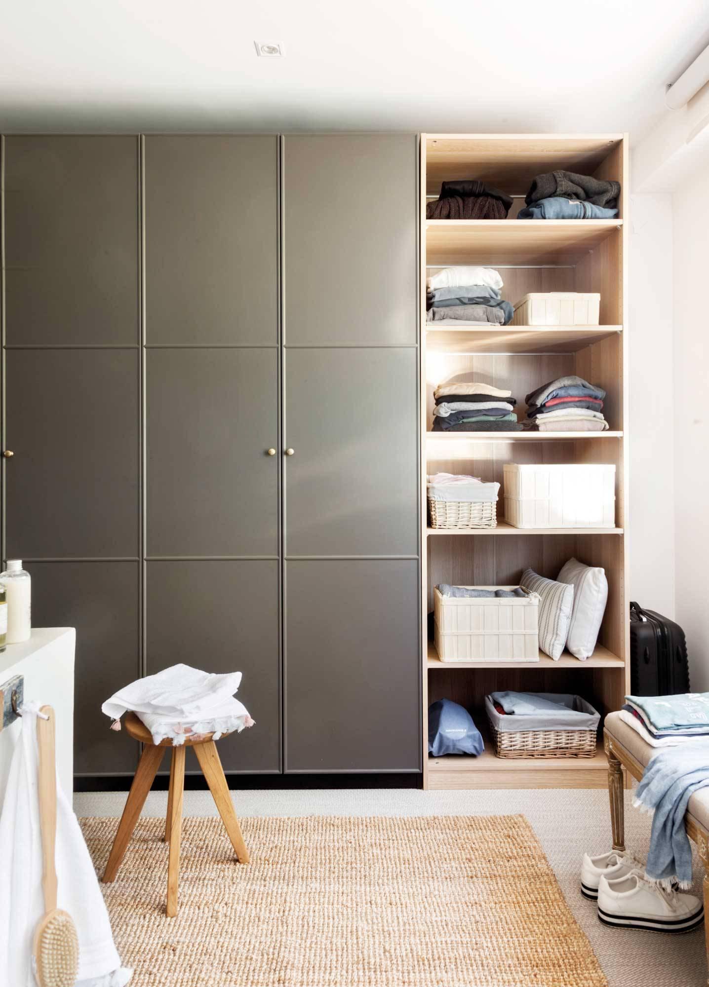 15 armarios de Ikea perfectos para pisos pequeños