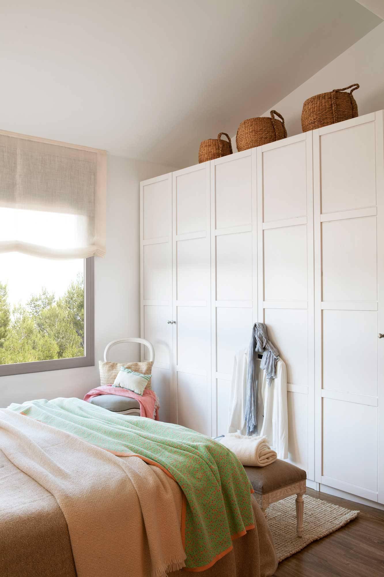 Sonrisa lineal envidia  15 armarios de Ikea perfectos para pisos pequeños