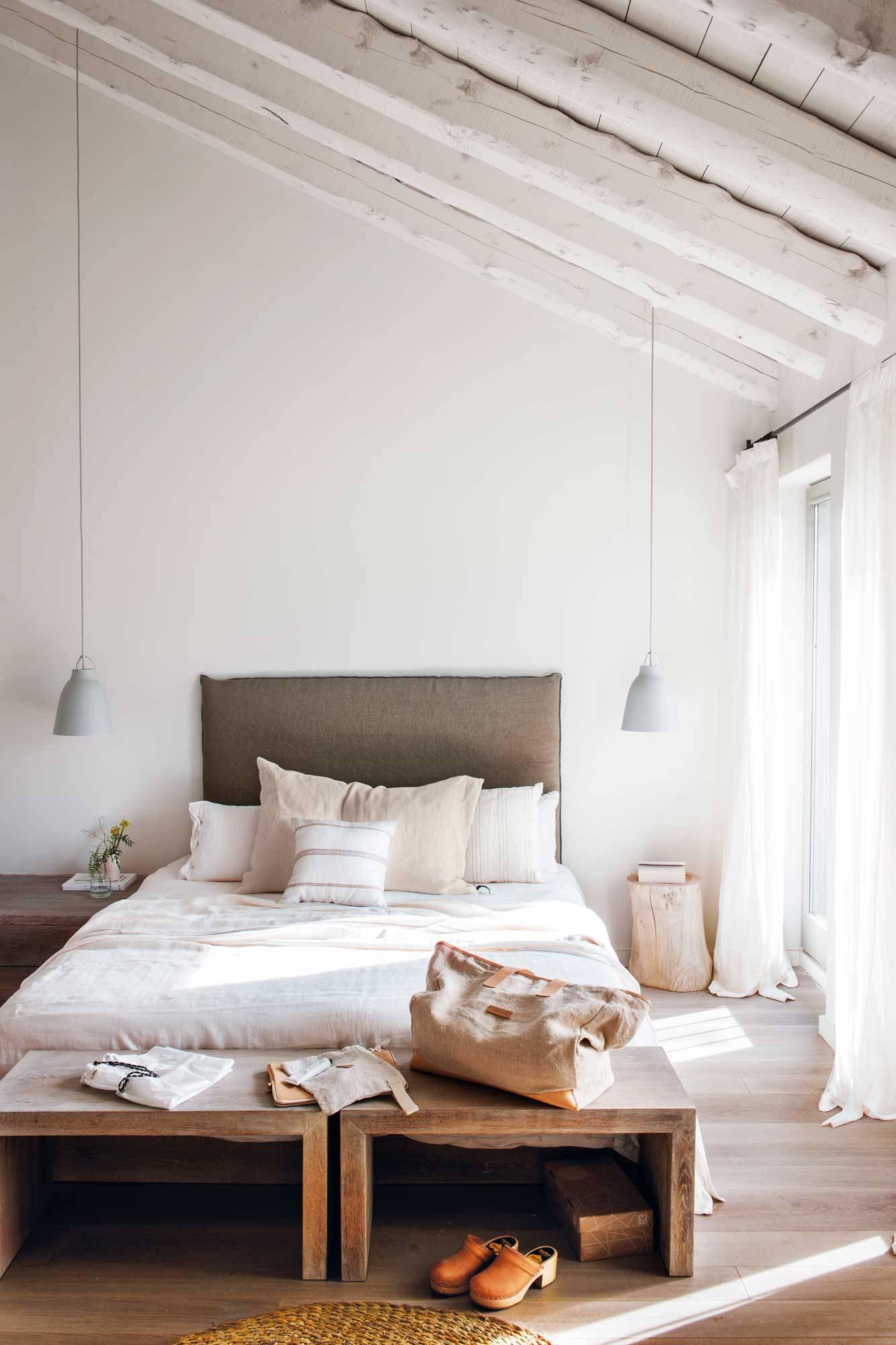 50 dormitorios modernos estilo El Mueble