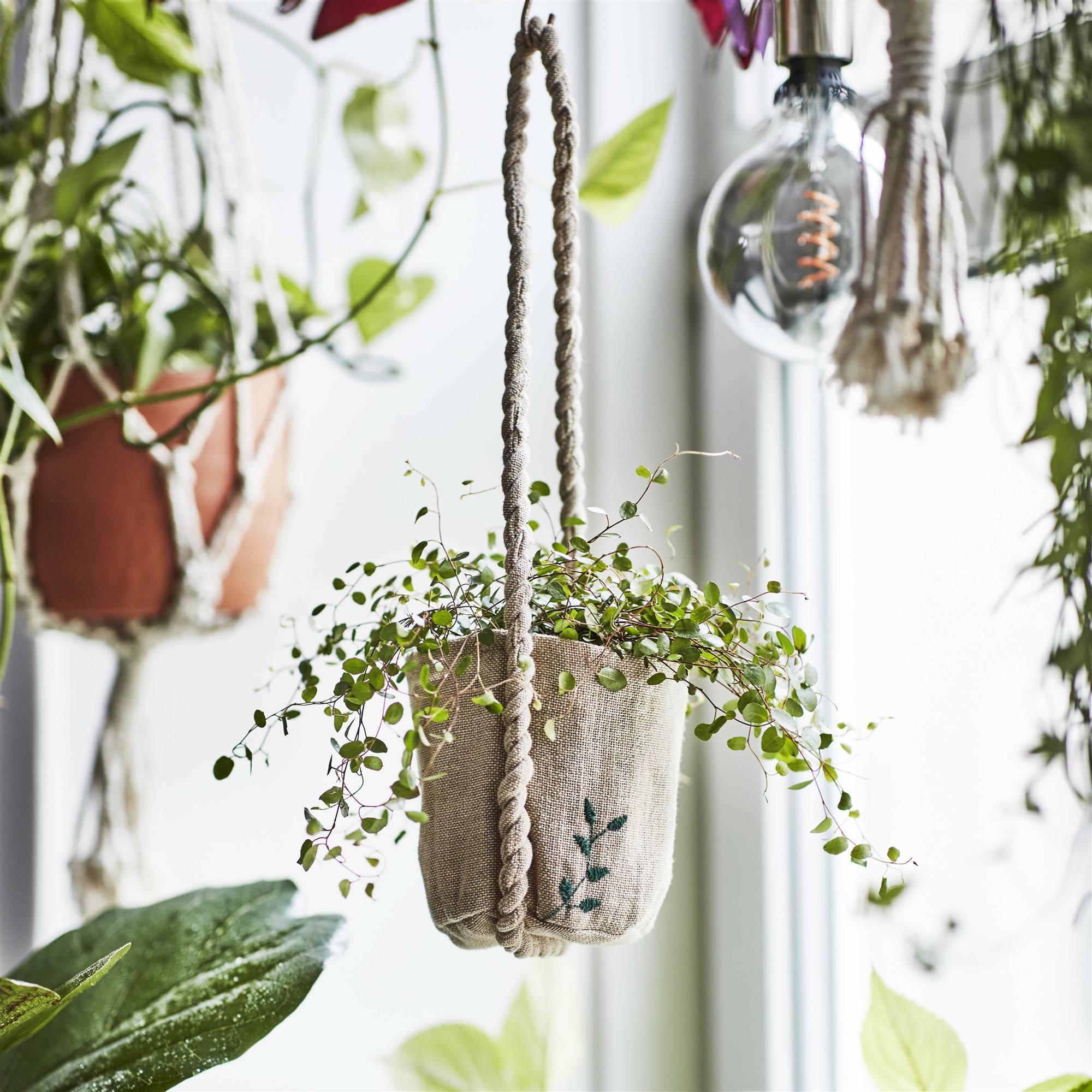 Nueva colección de Ikea hecha a mano para crear tu jardín