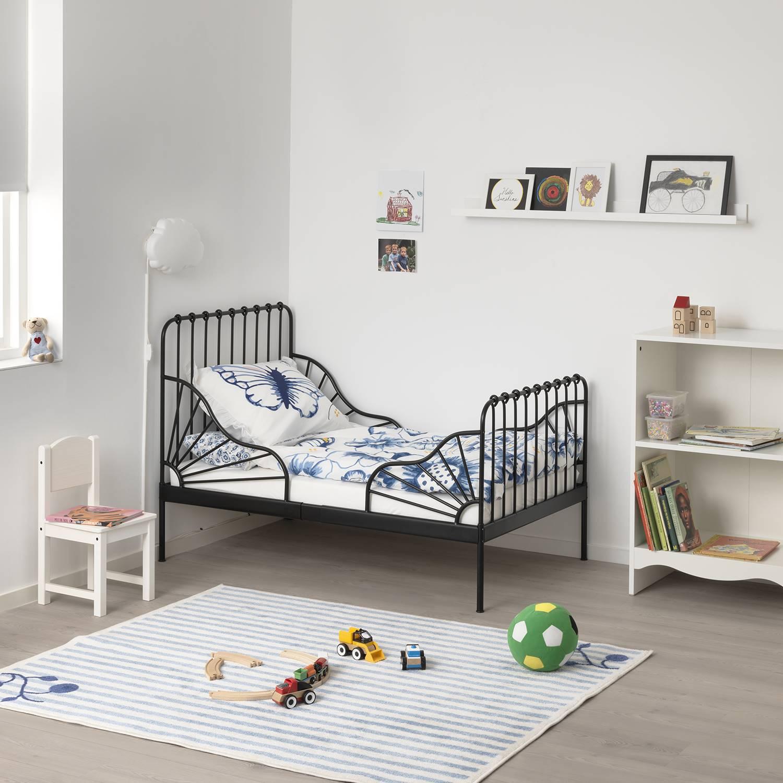 barrera lateral para cama minnen ikea
