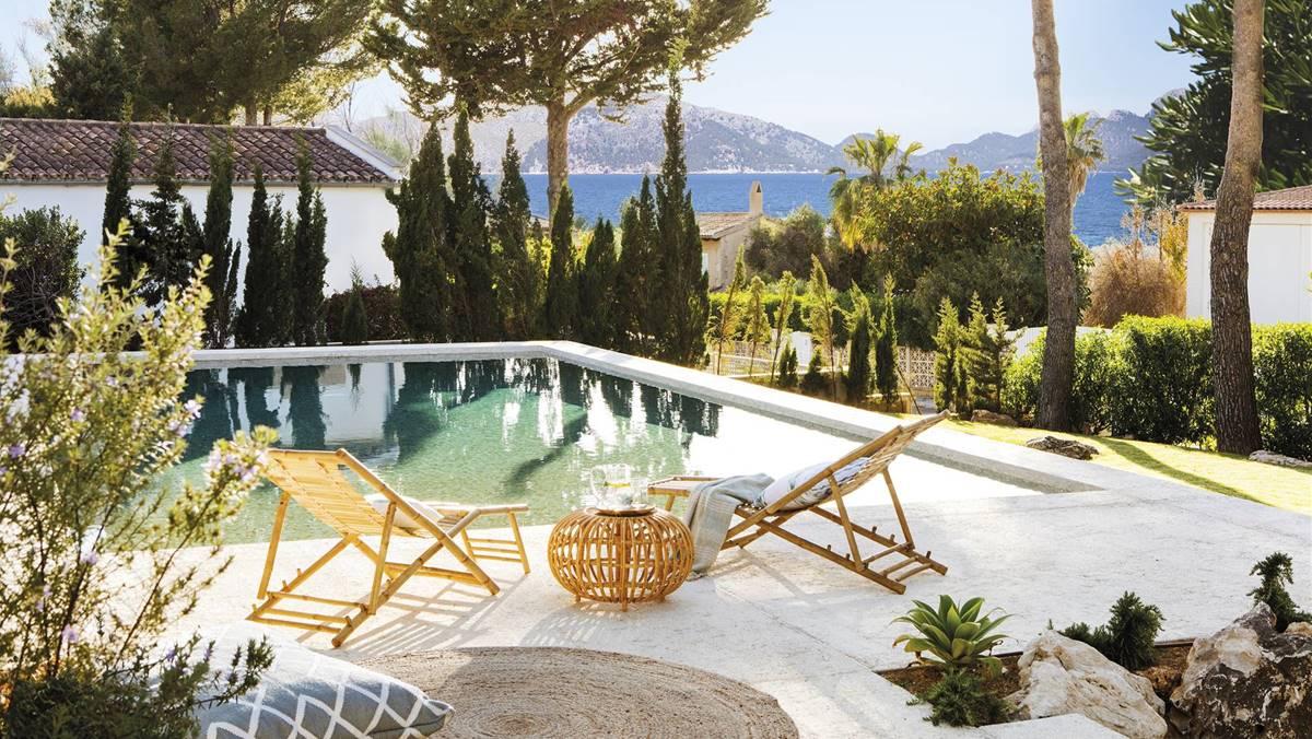 Una casa en Mallorca de campo... ¡y de playa!