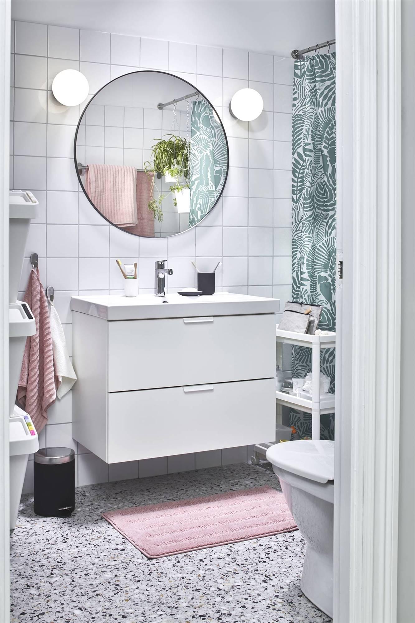 espejos de baño baratos ikea