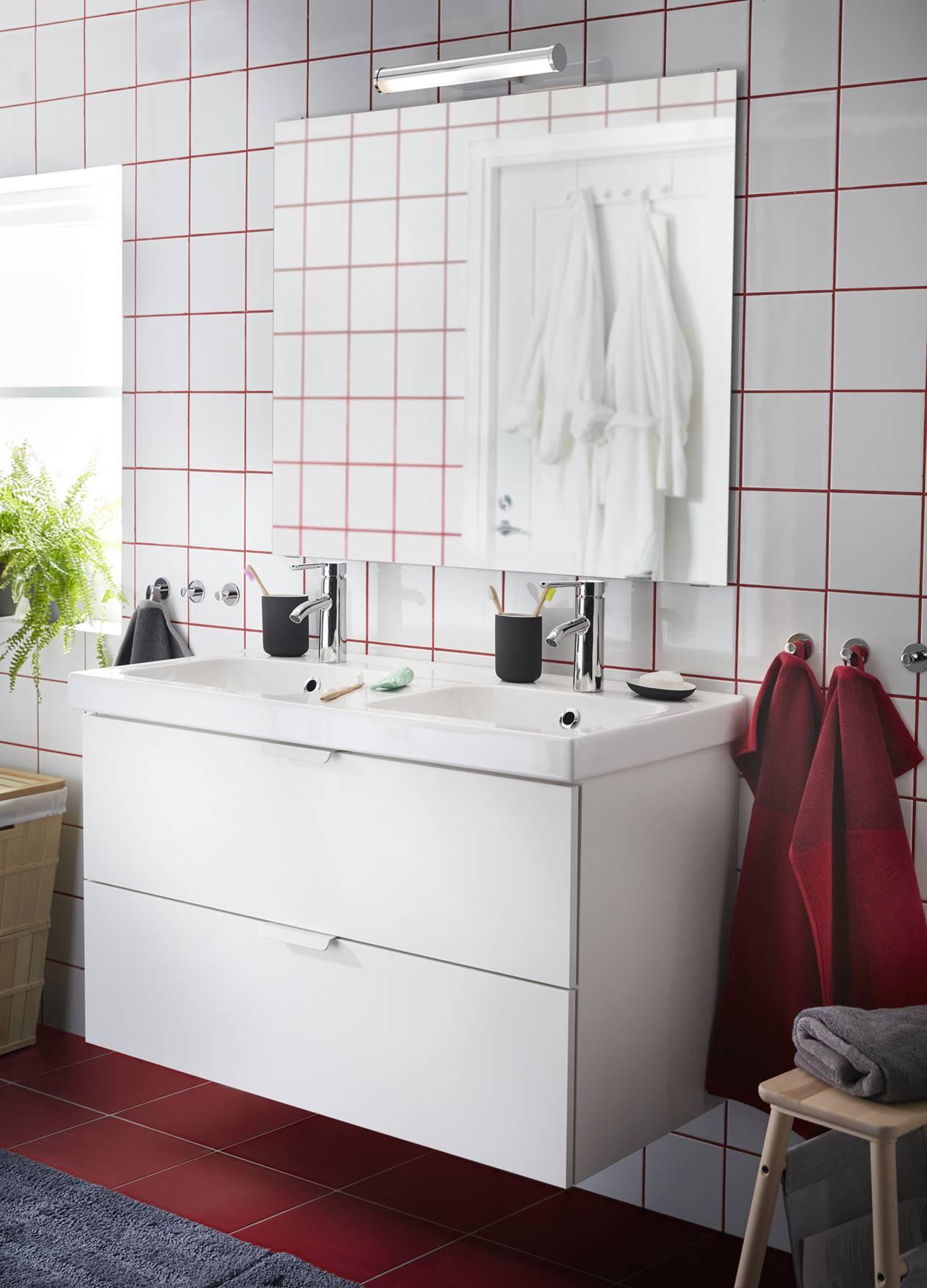 Mueble 50 25 150 Ikea Cuarto Baño  dallas