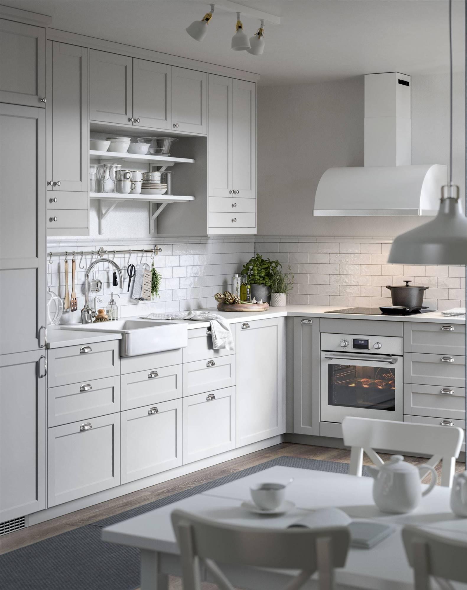 Cocinas Ikea De 2021 Todas Las Novedades Del Catálogo