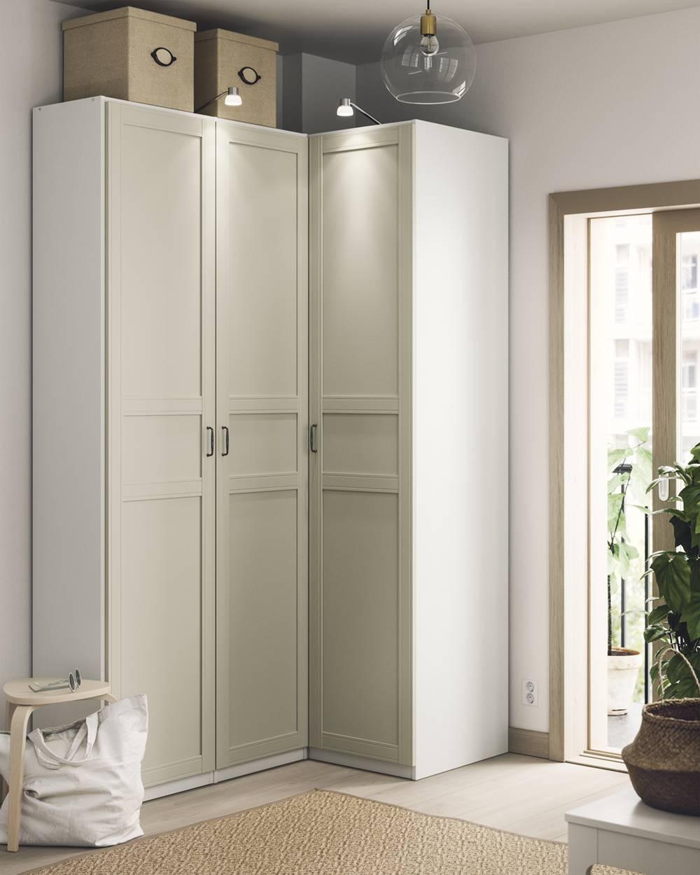Preguntarse Tercero Convertir  No te pierdas el nuevo catálogo de armarios de IKEA 2021