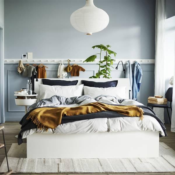 IKEA nos sorprende con lo nuevo para el dormitorio del catálogo 2021