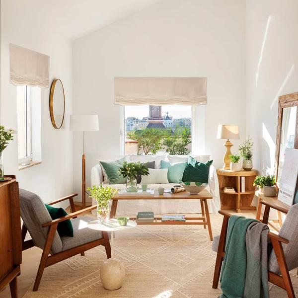9 ventajas (y 3 desventajas) de las paredes blancas
