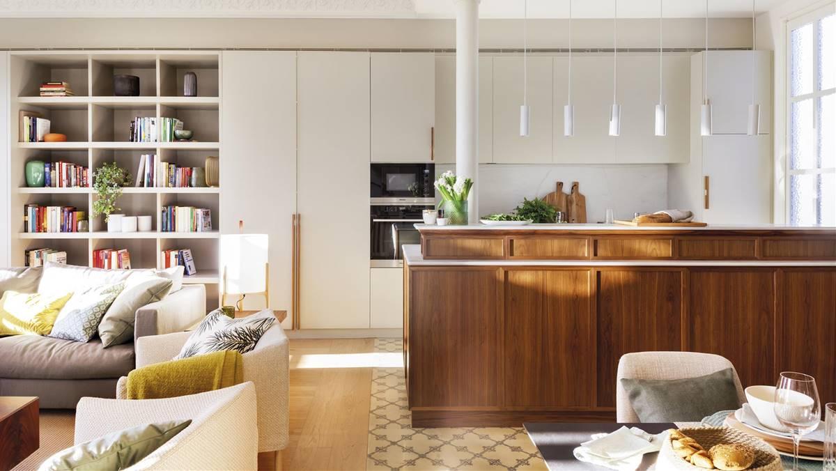 Los mejores pisos de Barcelona de El Mueble