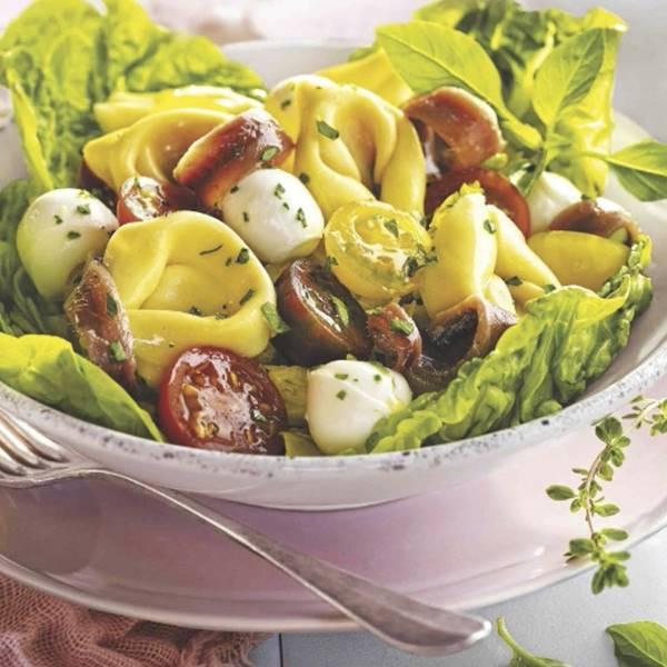 Descárgate las recetas de las mejores ensaladas para este verano