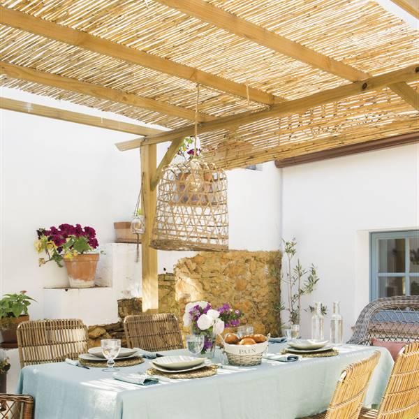 Cómo elegir la pérgola para la terraza y el jardín