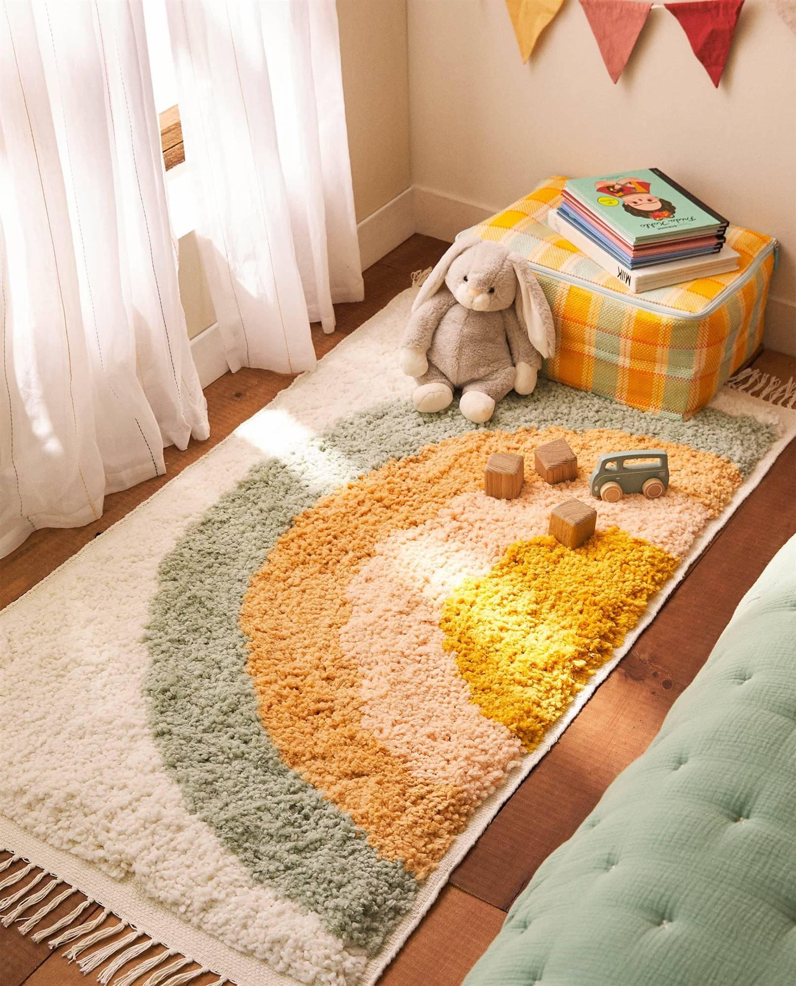 Las novedades para la habitación de los niños de Zara Home