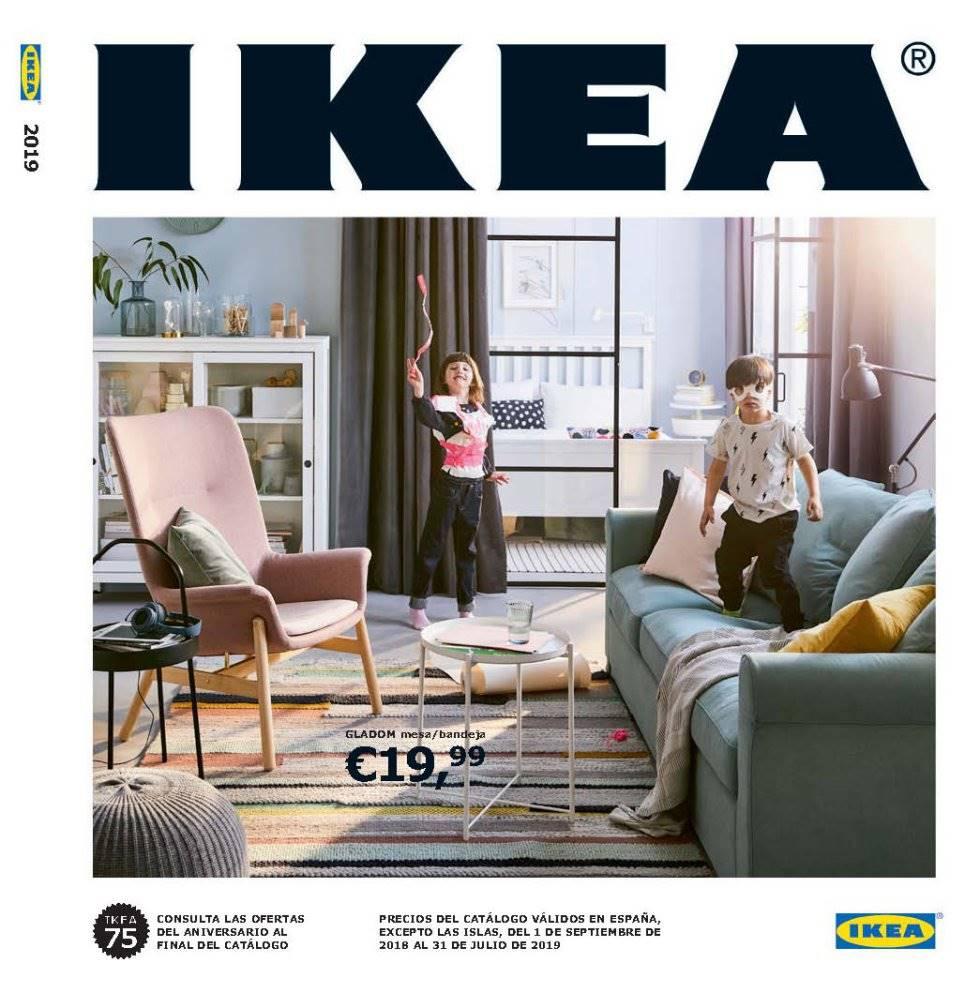 Todas las portadas del catálogo de IKEA: ¿cuál es la del año