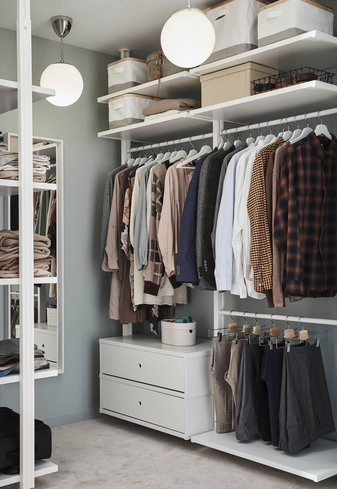 Cómo elegir un armario de Ikea y no equivocarte