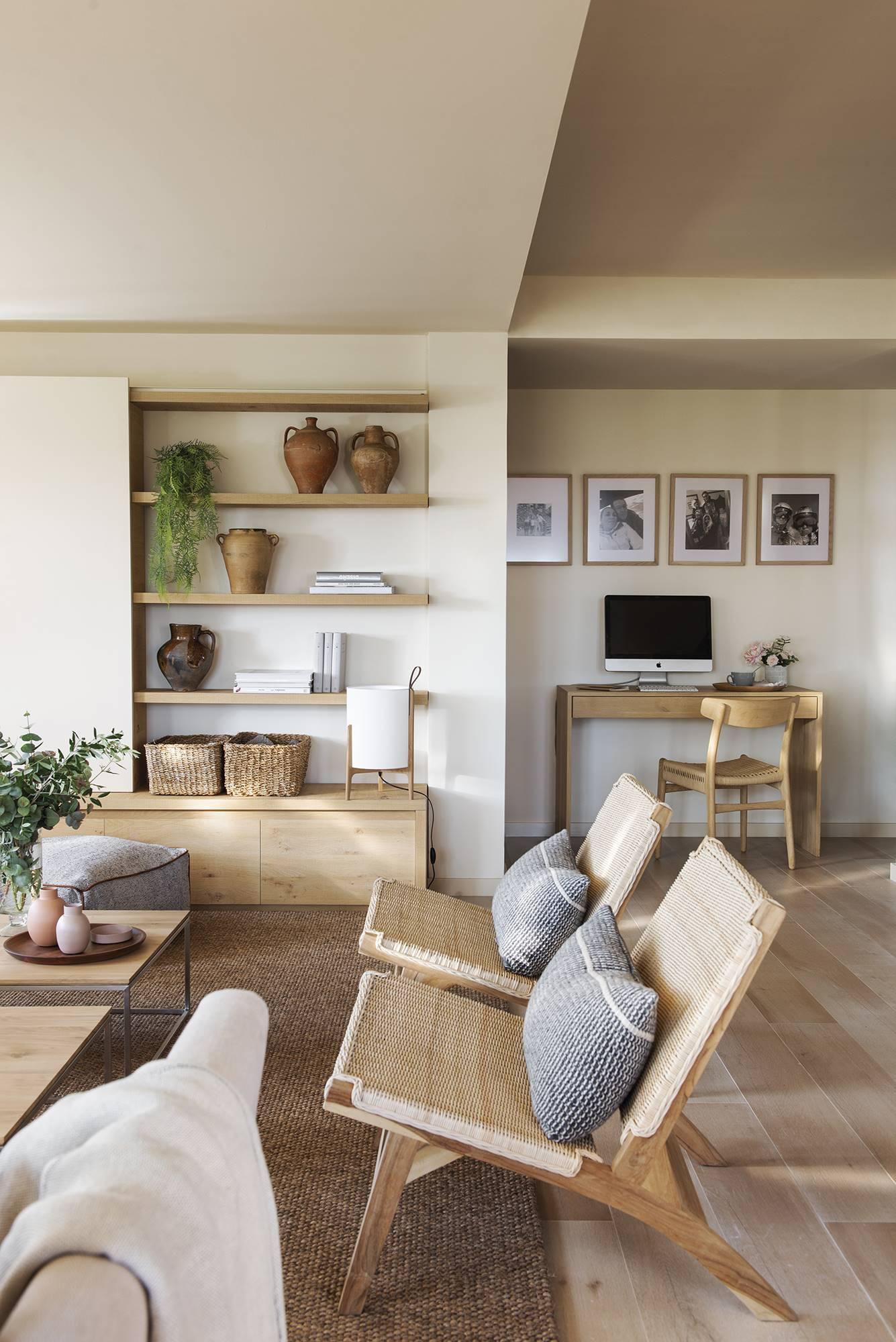 DSC2636. El material para una casa moderna