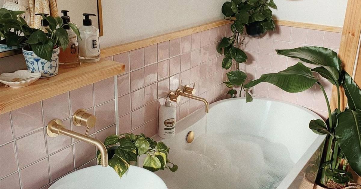 Jungla urbana en el baño: cuando llenas tu cuarto de baño ...