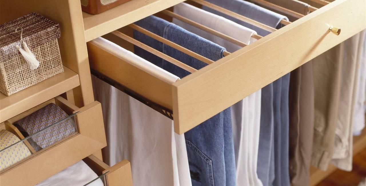 Ideas Para Guardar Bien Los Pantalones Y Tenerlos A Mano Con Video