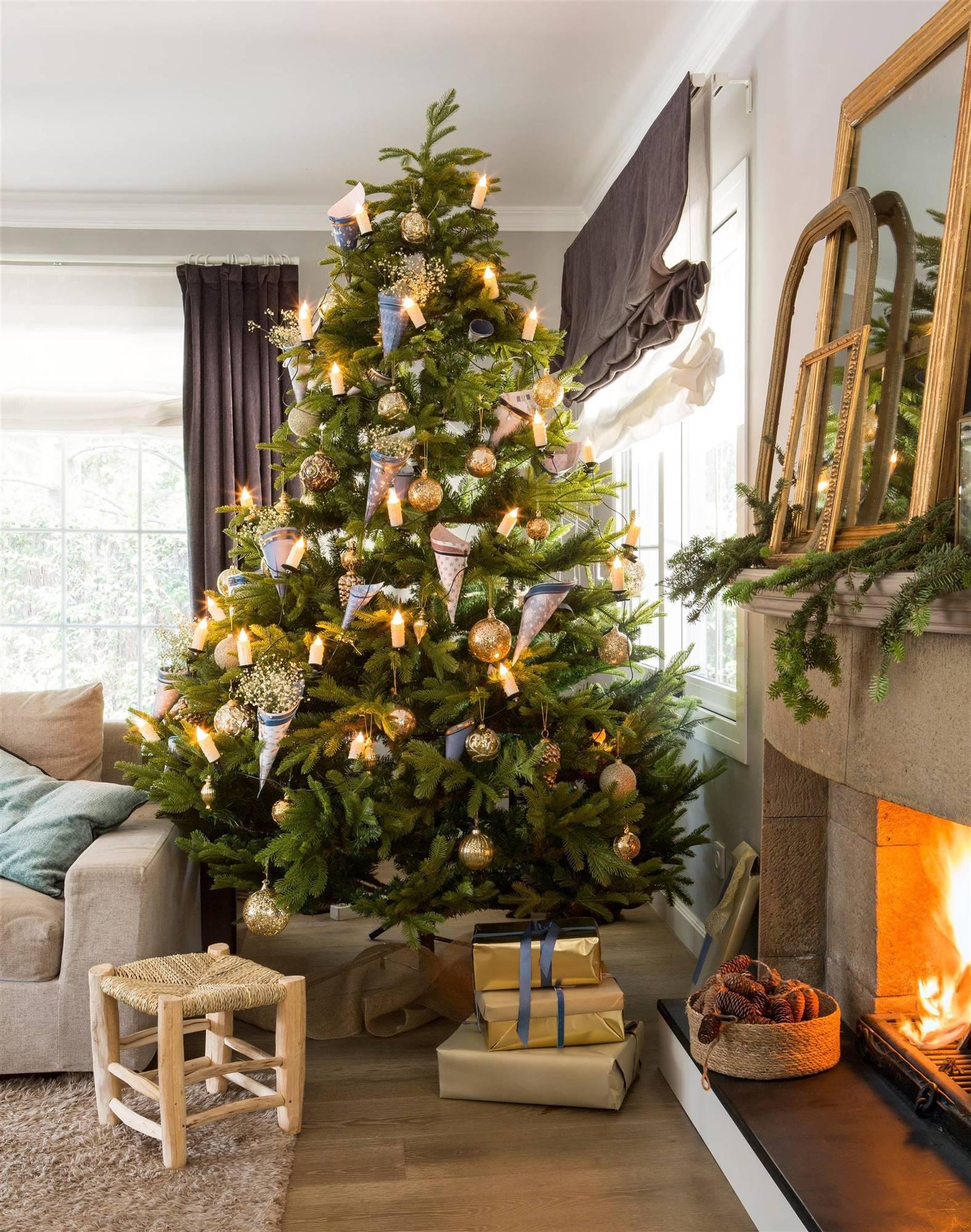 25 Ideas Para Decorar Tu Casa En Navidad