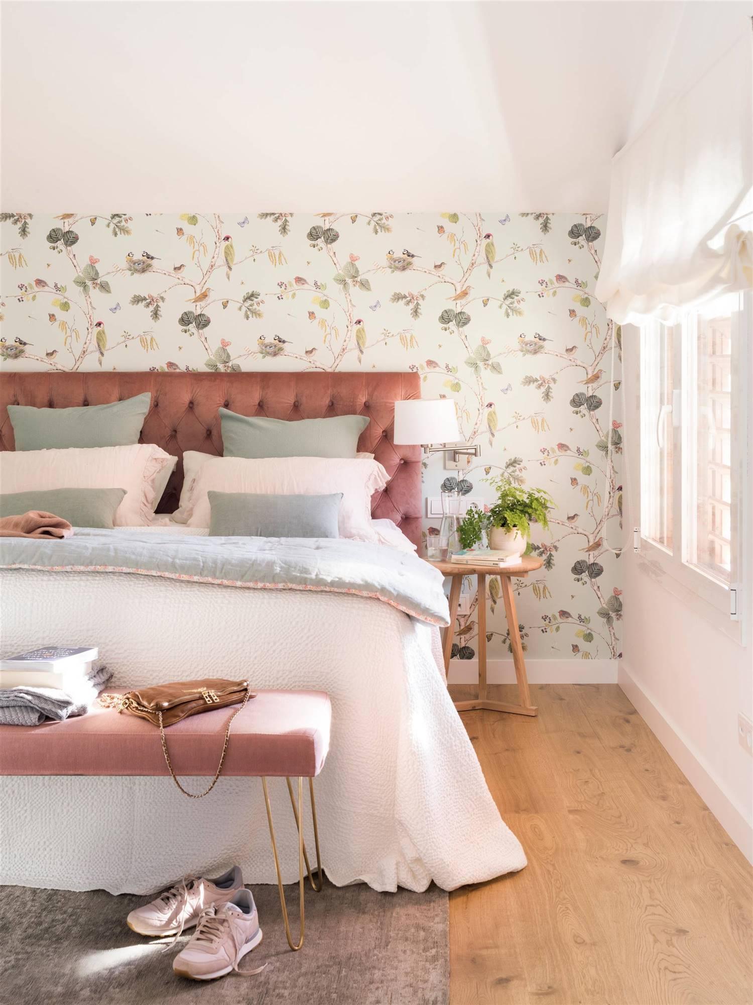 Dormitorio estilo nórdico 00524511. Dormitorios con toques nórdicos