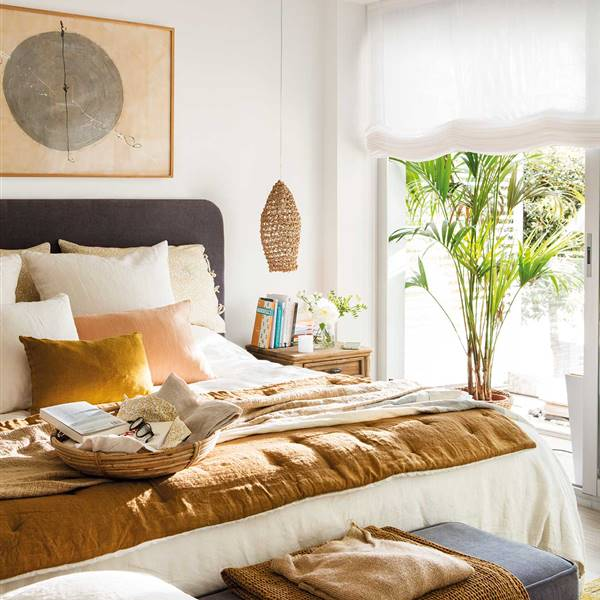 15 dormitorios con 45 súper ideas para decorarlos