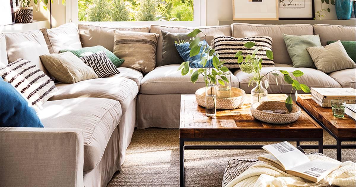 Desde los 25 hasta los 99 años: el sofá que mejor te va según tu edad